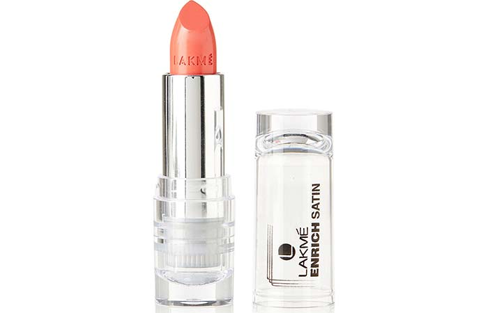 Lakme Enrich Satin Lipstick Shades - P143