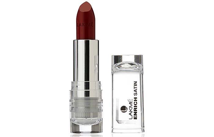 Lakme Enrich Satin Lipstick Colors - R352