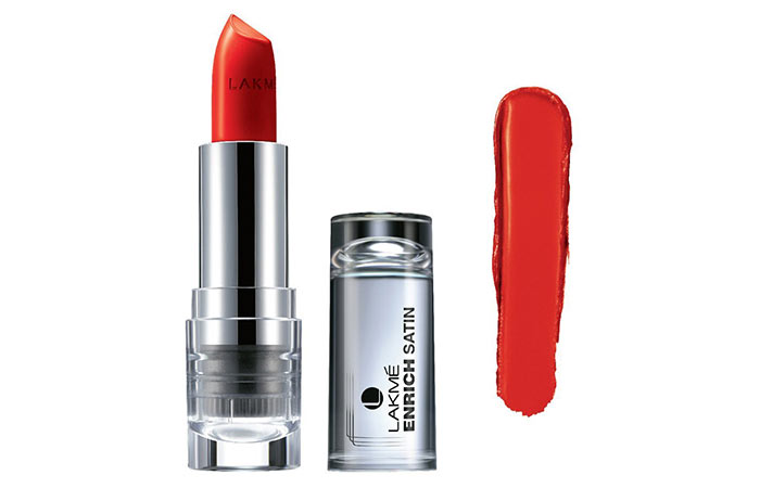 Lakme Enrich Satin Lipstick Colors - R359