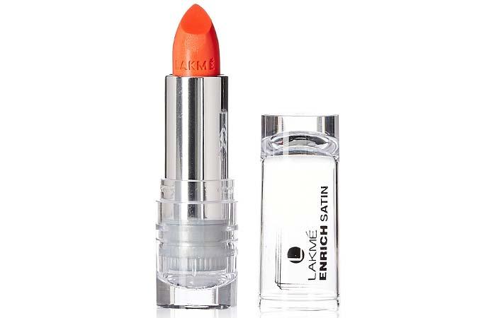 Lakme Enrich Satin Lipstick Colors - R364
