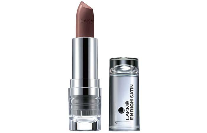 Lakme Enrich Satin Lipstick Colors - R368