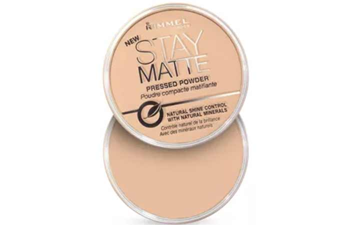 Stay Matte Pressed Powder by Rimmel #10