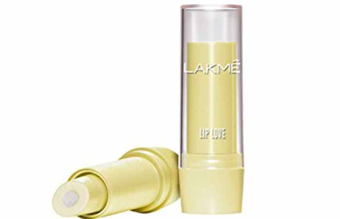 Lakme Lip Love Lip Care Vanilla Shade