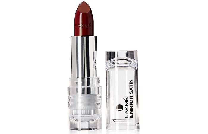 Lakme Enrich Satin Lipstick Colors - W276