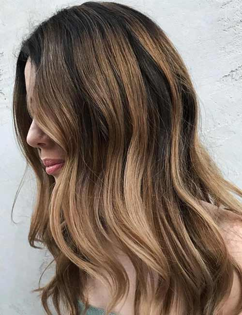 Balayage Vs Highlights Whats The Difference