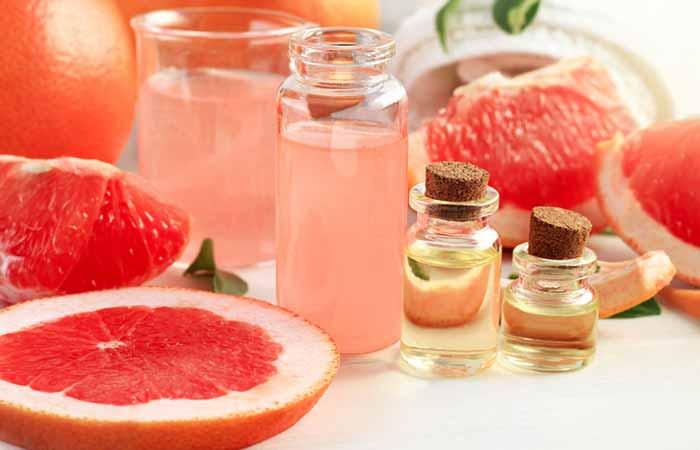 a. Grapefruit Oil
