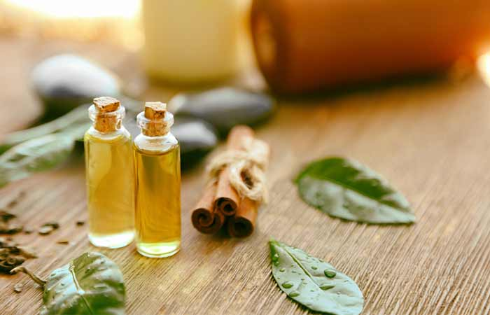 how to get rid of an ingrown toenail at home - Tea Tree Essential Oil
