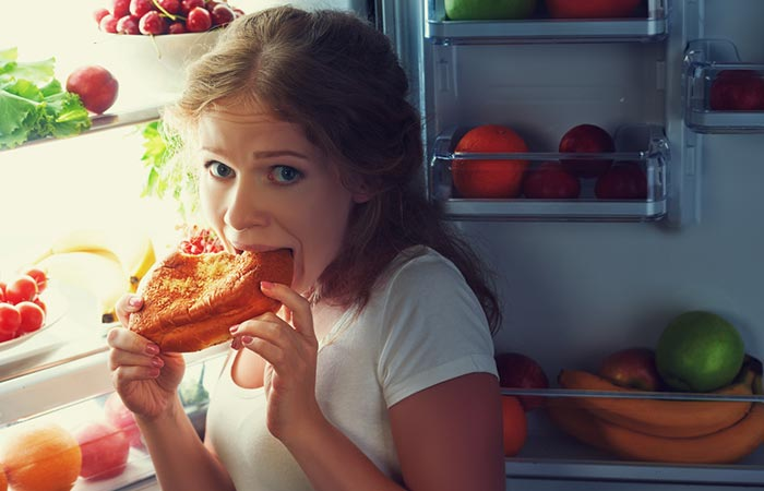 Wake Up Early - Avoid Eating Before Bedtime