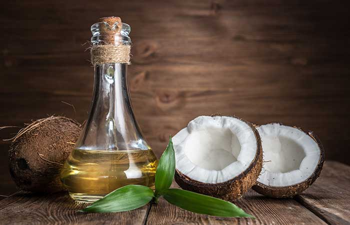Bacterial Vaginosis - Coconut Oil