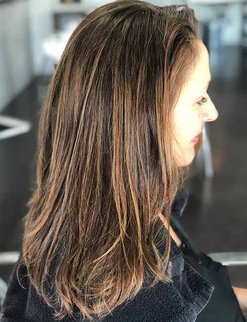 Hair And Makeup By Shelly Bergner Balayage Highlights The Foil Replacement