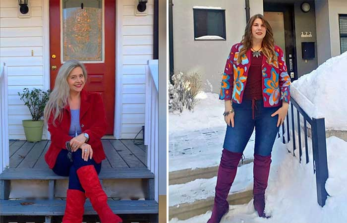 Fashion For Women Over 50 - Fall Fashion