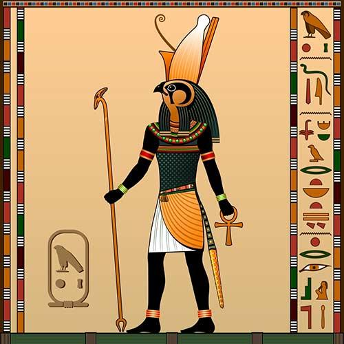 10. Horus (Sept 29 – Oct 27)