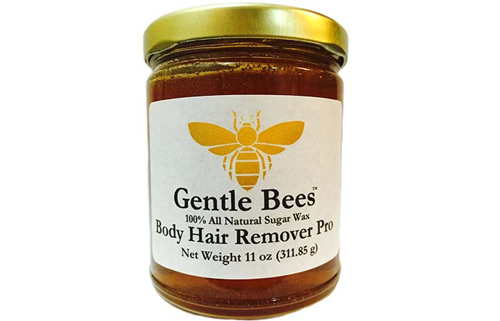 Waxing Kits - Gentle Bees Body Hair Remover Pro