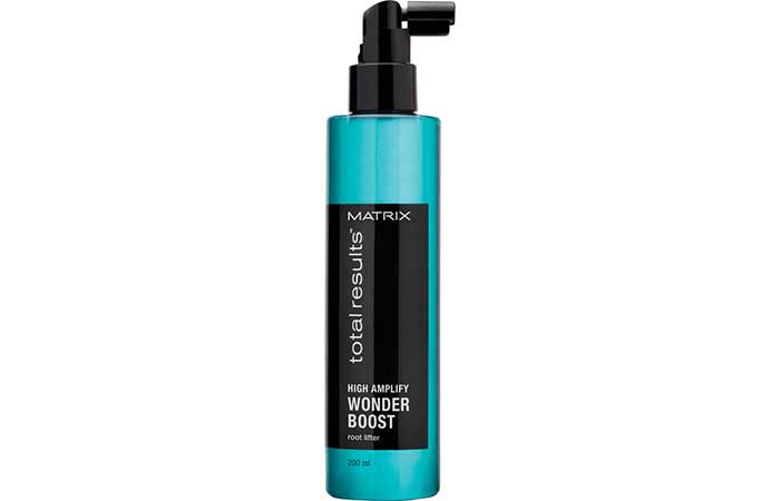 Best Hair Products For Fine Hair - Matrix Total Results High Amplify Wonder Boost Root Lifter