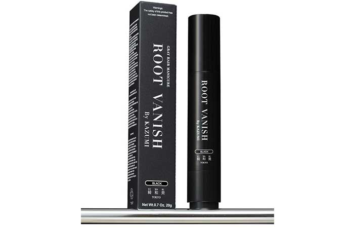 Hair Root Touch Up - Root Vanish By Kazumi
