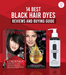 14 Best Black Hair Dyes Of 2021- Reviews And Buying Guide