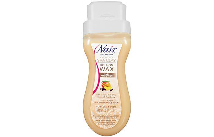 Waxing Kits - Nair Brazilian Spa Clay Roll-On