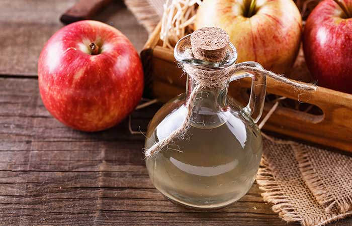 Bacterial Vaginosis - Apple Cider Vinegar