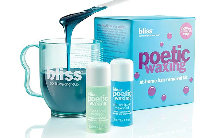 Waxing Kits - Bliss Poetic Waxing Kit