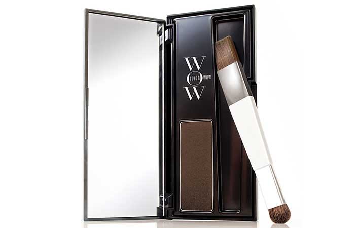 Hair Root Touch Up - Color Wow Root Cover Up