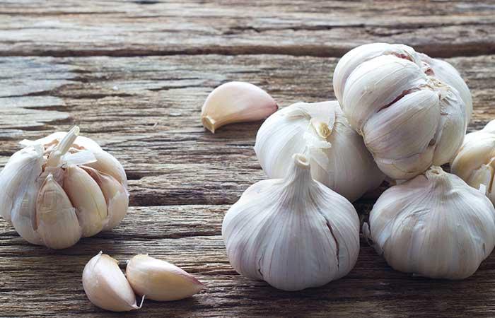 Lyme Disease - Garlic