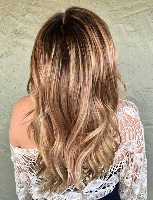 How To Highlight Your Hair At Home - Hair Painting (Balayage)