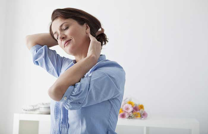 Pinched Nerve - Massage With Warm Oil