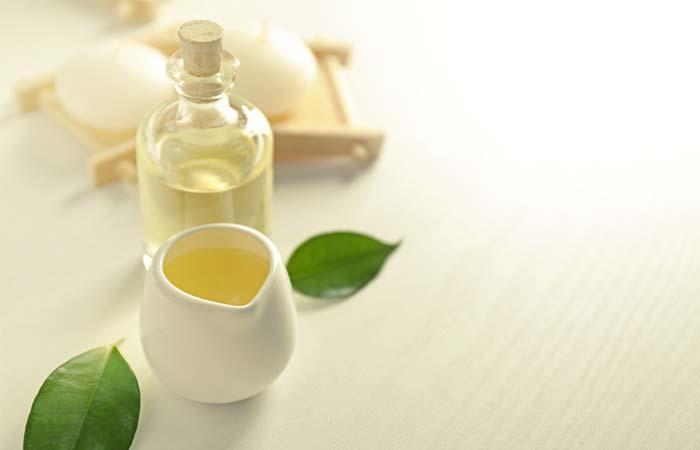 Butt Acne - Tea Tree Oil