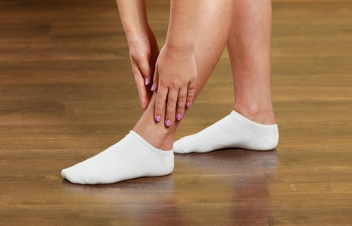 2. Your Legs And Arms Hurt Or Feel Weird