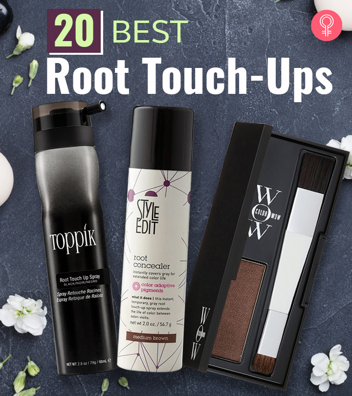 20 Best Root Touch-Ups To Save Your Hair Between Salon Visits