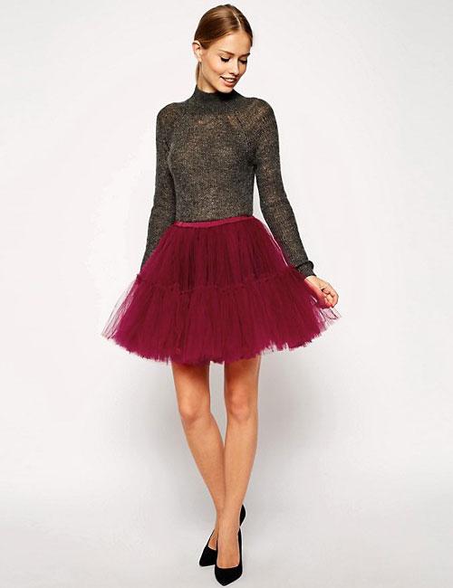 Skater Skirts - Tulle Skater Skirt