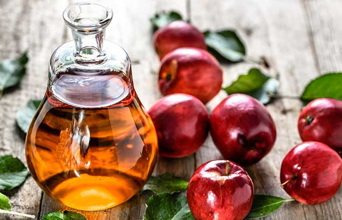 Lyme Disease - Apple Cider Vinegar