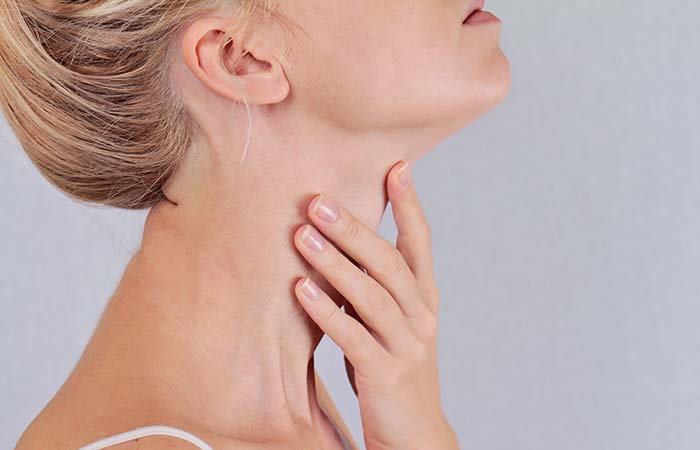 3. Ensure Thyroid Health