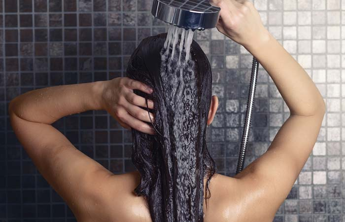 3. Follow The Right Hair Care Regimen