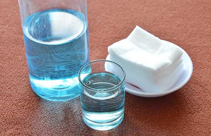 3. Hydrogen Peroxide