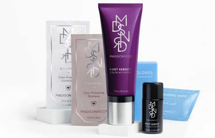 Hair Root Touch Up - Madison Reed Root Reboot Kit