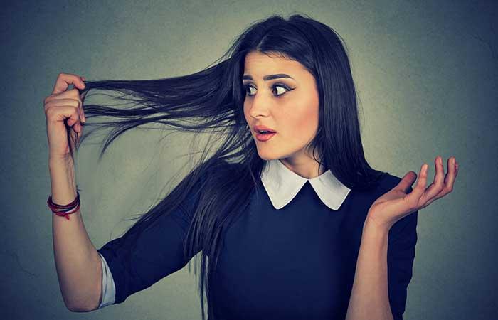 Coconut Oil For Hair - Reduces Hair Damage