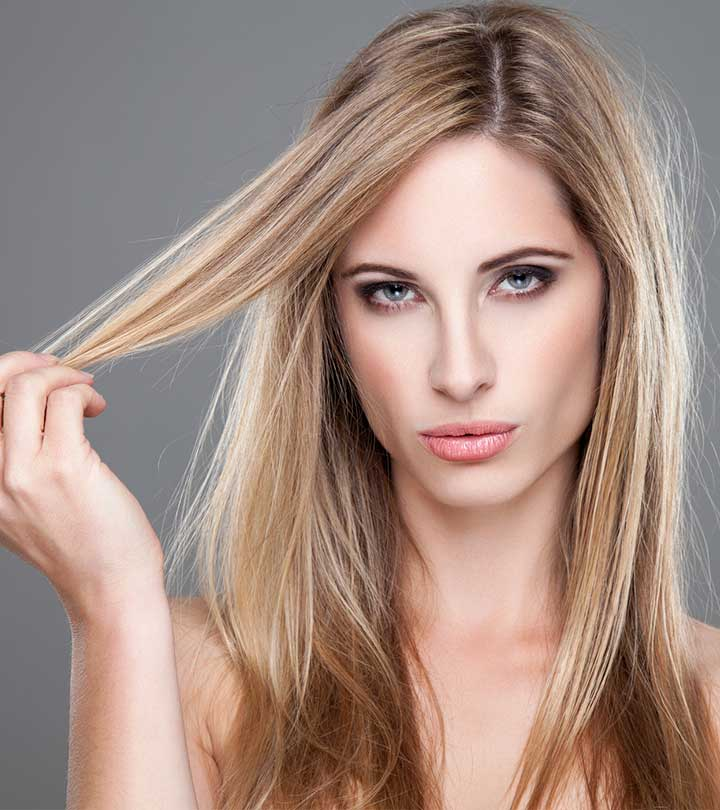 How to highlight your hair at home 4 different ways 4 ways to highlight your hair at home solutioingenieria Images