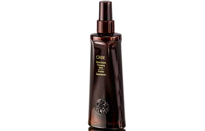 Best Hair Products For Fine Hair - Oribe Maximista Thickening Spray