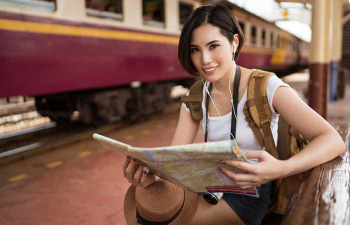 4. Train, Sea, And Air Travel
