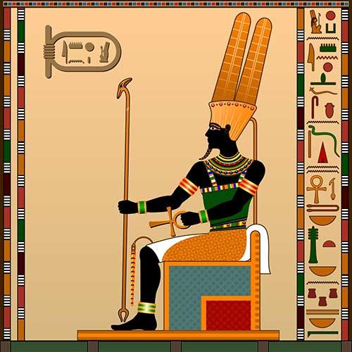 5. Amun Ra (Apr 26 – May 25)