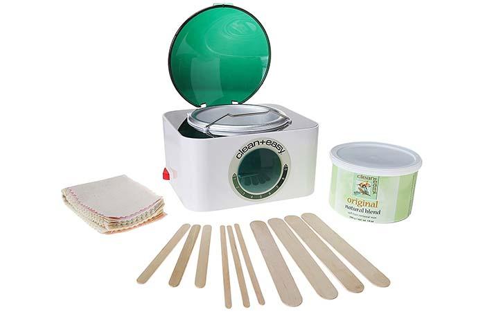 Waxing Kits - Clean And Easy Mini Kit