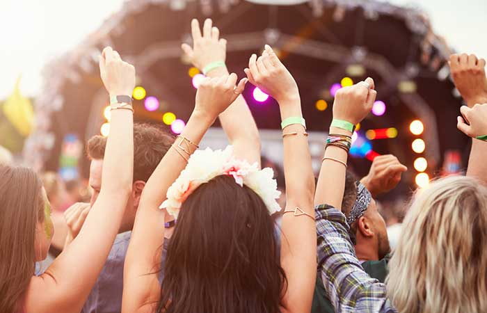 5. Concerts And Festivals