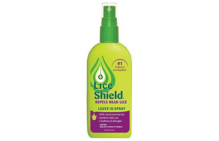 Lice Sprays - Lice Shield Leave In Spray