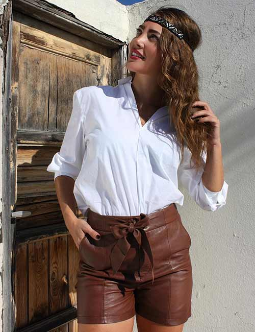 Colors That Go With Brown - Shorts