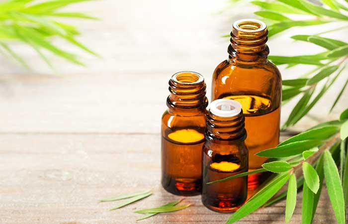 Bacterial Vaginosis - Tea Tree Oil