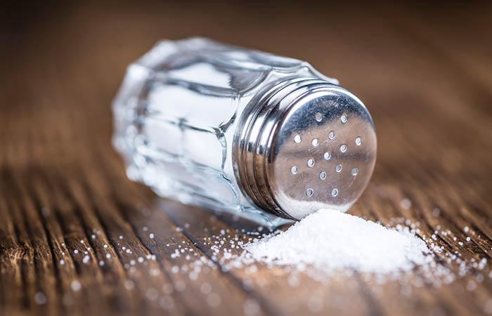 5. With Salt