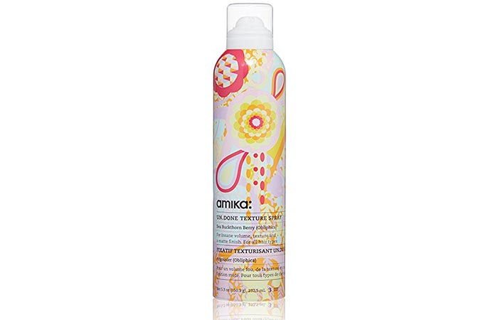 Texturizing Sprays - Amika Un.Done Texture Spray