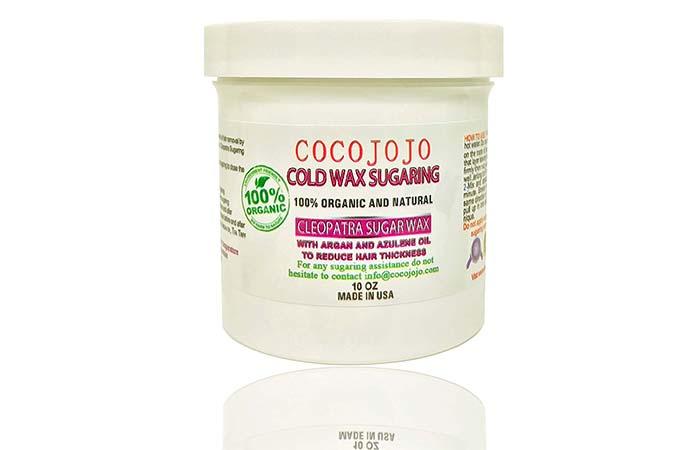 Top 15 hair waxing kits for 2018 waxing kits cocojojo organic cold sugaring wax hair removal paste pinit solutioingenieria Choice Image