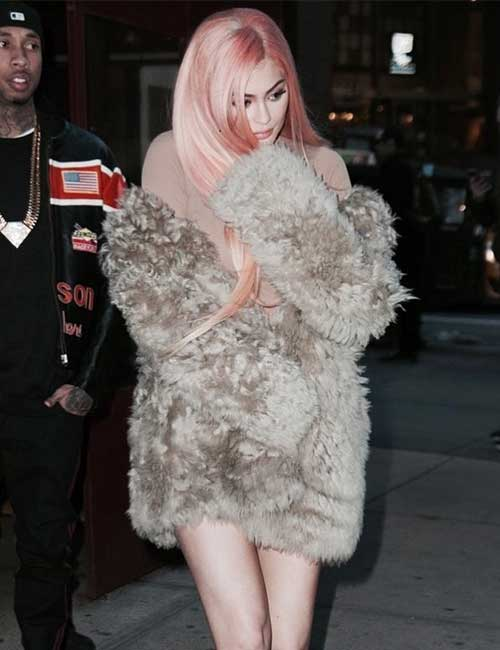 6. Faux-Fur Jacket
